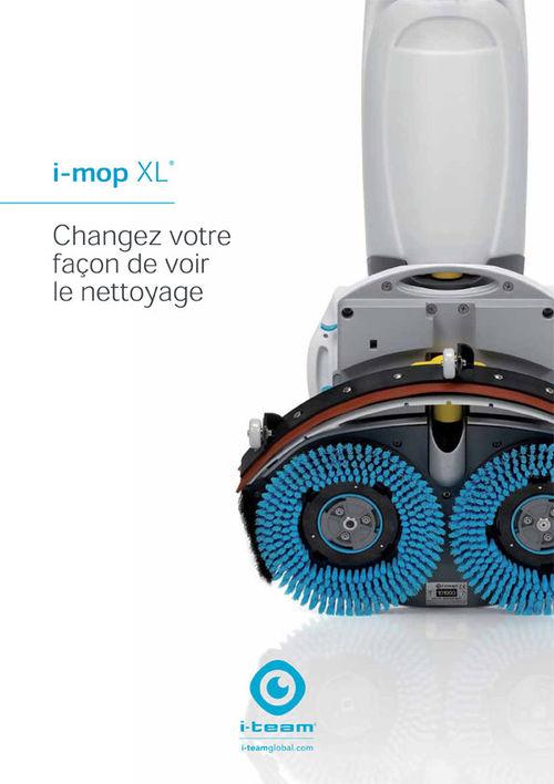 Nouveauté : l'i-mop XL