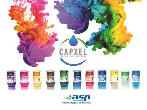 Nouveauté : Capxel - Concentré d'innovation