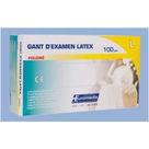 Gant latex poudre T8/9 TL boîte de 100